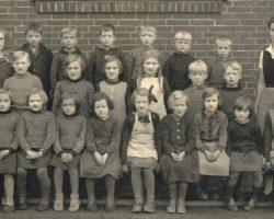 Nordre skole, Billum 1935