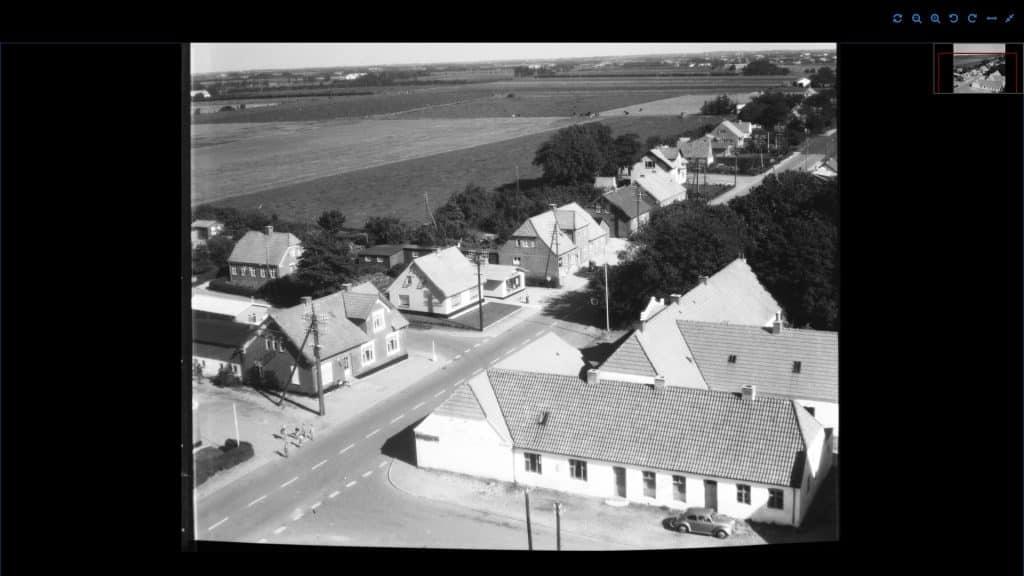 Billum Kro, Vesterhavsvej 25 1958
